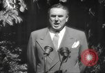 Image of Brien McMahon United States USA, 1949, second 42 stock footage video 65675063091
