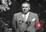 Image of Brien McMahon United States USA, 1949, second 43 stock footage video 65675063091