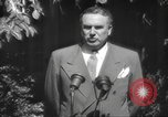 Image of Brien McMahon United States USA, 1949, second 47 stock footage video 65675063091