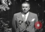 Image of Brien McMahon United States USA, 1949, second 48 stock footage video 65675063091