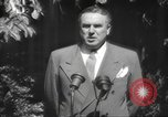 Image of Brien McMahon United States USA, 1949, second 50 stock footage video 65675063091