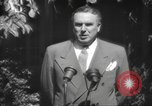 Image of Brien McMahon United States USA, 1949, second 52 stock footage video 65675063091