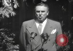 Image of Brien McMahon United States USA, 1949, second 54 stock footage video 65675063091