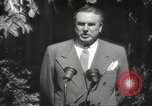 Image of Brien McMahon United States USA, 1949, second 55 stock footage video 65675063091
