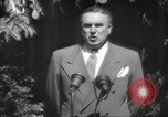 Image of Brien McMahon United States USA, 1949, second 56 stock footage video 65675063091