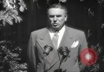 Image of Brien McMahon United States USA, 1949, second 57 stock footage video 65675063091