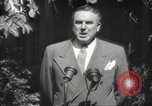 Image of Brien McMahon United States USA, 1949, second 59 stock footage video 65675063091