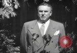 Image of Brien McMahon United States USA, 1949, second 60 stock footage video 65675063091