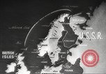 Image of British ships in Arctic Convoy North Sea, 1942, second 12 stock footage video 65675063092
