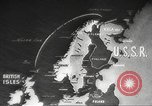Image of British ships in Arctic Convoy North Sea, 1942, second 14 stock footage video 65675063092