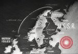 Image of British ships in Arctic Convoy North Sea, 1942, second 15 stock footage video 65675063092