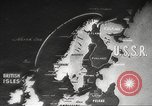 Image of British ships in Arctic Convoy North Sea, 1942, second 16 stock footage video 65675063092