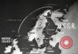 Image of British ships in Arctic Convoy North Sea, 1942, second 17 stock footage video 65675063092