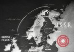 Image of British ships in Arctic Convoy North Sea, 1942, second 18 stock footage video 65675063092