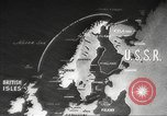 Image of British ships in Arctic Convoy North Sea, 1942, second 20 stock footage video 65675063092