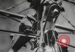 Image of British ships in Arctic Convoy North Sea, 1942, second 35 stock footage video 65675063092