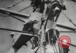Image of British ships in Arctic Convoy North Sea, 1942, second 36 stock footage video 65675063092