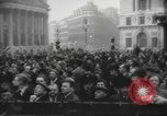 Image of Proclamation of Accession of Queen Elizabeth II London England United Kingdom, 1952, second 45 stock footage video 65675063093