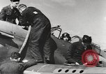 Image of British air defenses in Battle of Britain United Kingdom, 1940, second 52 stock footage video 65675063097