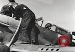 Image of British air defenses in Battle of Britain United Kingdom, 1940, second 54 stock footage video 65675063097