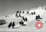 Image of 1st Cavalry Division Fort Bliss Texas USA, 1942, second 26 stock footage video 65675063100