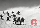 Image of 1st Cavalry Division Fort Bliss Texas USA, 1942, second 37 stock footage video 65675063100