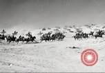Image of 1st Cavalry Division Fort Bliss Texas USA, 1942, second 48 stock footage video 65675063100