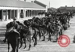 Image of 1st Cavalry Division Fort Bliss Texas USA, 1942, second 19 stock footage video 65675063104