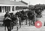 Image of 1st Cavalry Division Fort Bliss Texas USA, 1942, second 21 stock footage video 65675063104