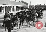 Image of 1st Cavalry Division Fort Bliss Texas USA, 1942, second 23 stock footage video 65675063104