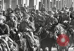 Image of 1st Cavalry Division Fort Bliss Texas USA, 1942, second 46 stock footage video 65675063104