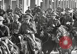 Image of 1st Cavalry Division Fort Bliss Texas USA, 1942, second 47 stock footage video 65675063104