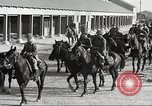 Image of 1st Cavalry Division Fort Bliss Texas USA, 1942, second 56 stock footage video 65675063104