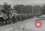 Image of 1st Cavalry Division Fort Bliss Texas USA, 1942, second 60 stock footage video 65675063104