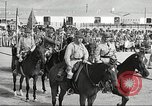 Image of 1st Cavalry Division Fort Riley Kansas USA, 1942, second 5 stock footage video 65675063105