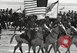 Image of 1st Cavalry Division Fort Riley Kansas USA, 1942, second 60 stock footage video 65675063105