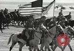 Image of 1st Cavalry Division Fort Riley Kansas USA, 1942, second 61 stock footage video 65675063105