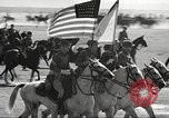 Image of 1st Cavalry Division Fort Riley Kansas USA, 1942, second 62 stock footage video 65675063105