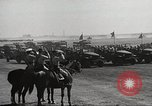 Image of 1st Cavalry Division Fort Riley Kansas USA, 1942, second 3 stock footage video 65675063106