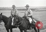 Image of 1st Cavalry Division Fort Riley Kansas USA, 1942, second 3 stock footage video 65675063107