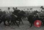 Image of 1st Cavalry Division Fort Riley Kansas USA, 1942, second 14 stock footage video 65675063107