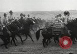 Image of 1st Cavalry Division Fort Riley Kansas USA, 1942, second 16 stock footage video 65675063107
