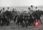Image of 1st Cavalry Division Fort Riley Kansas USA, 1942, second 17 stock footage video 65675063107