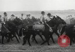 Image of 1st Cavalry Division Fort Riley Kansas USA, 1942, second 22 stock footage video 65675063107