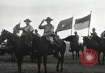 Image of 1st Cavalry Division Fort Riley Kansas USA, 1942, second 56 stock footage video 65675063107