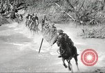Image of 1st Cavalry Division Fort Oglethorpe Georgia USA, 1942, second 35 stock footage video 65675063108