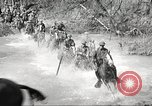 Image of 1st Cavalry Division Fort Oglethorpe Georgia USA, 1942, second 36 stock footage video 65675063108