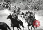 Image of 1st Cavalry Division Fort Oglethorpe Georgia USA, 1942, second 38 stock footage video 65675063108