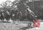 Image of 1st Cavalry Division Fort Oglethorpe Georgia USA, 1942, second 43 stock footage video 65675063111