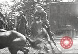 Image of 1st Cavalry Division Fort Oglethorpe Georgia USA, 1942, second 44 stock footage video 65675063111